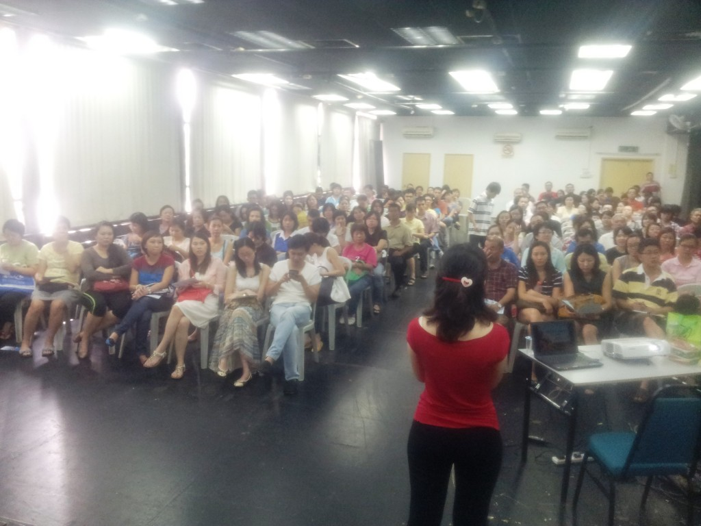20-7-2013 at 230pm Seminar Photo